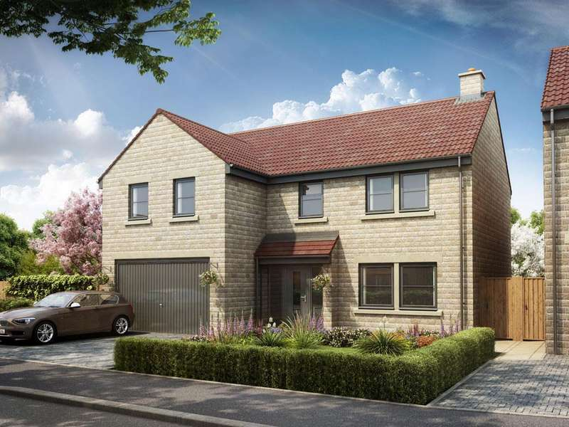 5 Bedrooms Detached House for sale in Beech Crescent, Heighington Village, Newton Aycliffe
