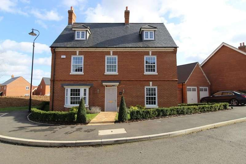 5 Bedrooms Detached House for sale in Fern Court, Brackley