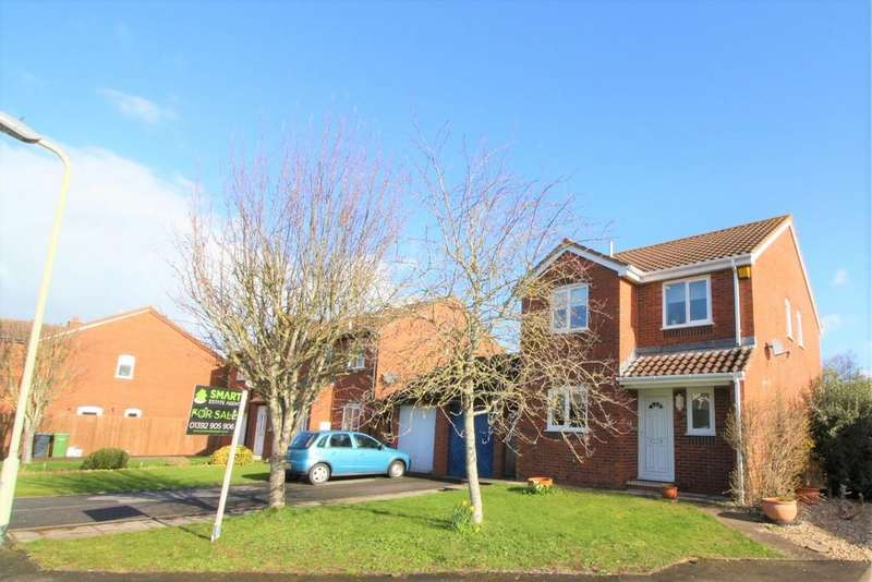 4 Bedrooms Detached House for sale in Loram Way, Exeter