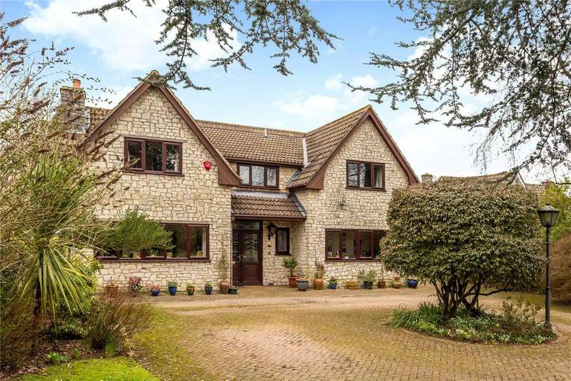 5 Bedrooms Detached House for sale in The Orchard, Stanton Drew, Bristol, BS39