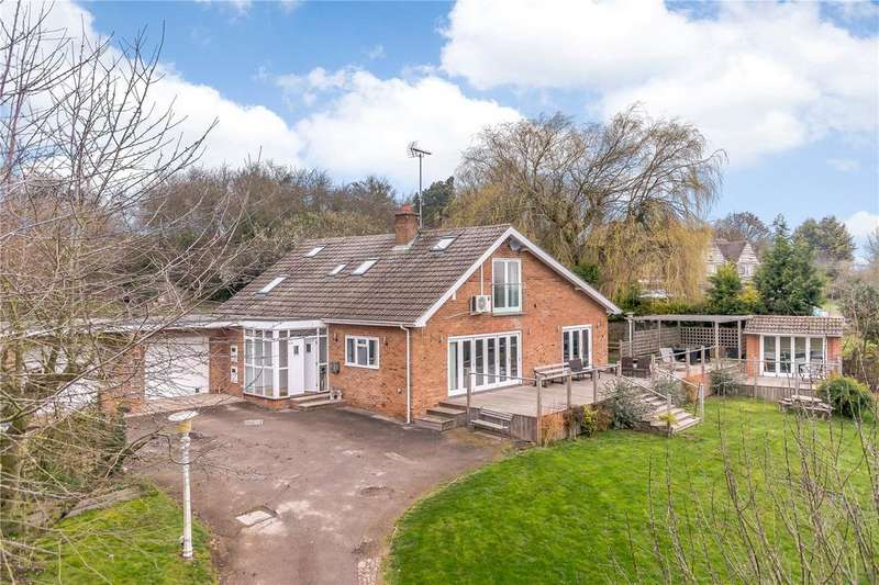 5 Bedrooms Detached House for sale in Goverton, Bleasby, Nottingham, NG14