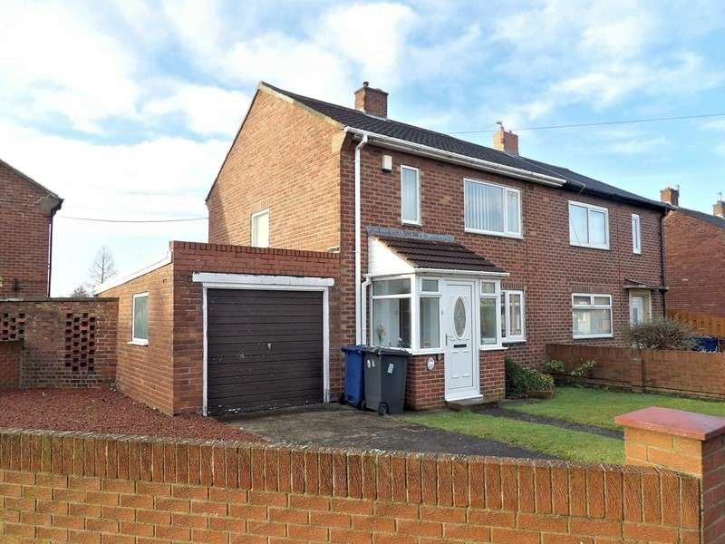 2 Bedrooms Property for sale in Henderson Road, Simonside, South Shields, Tyne and Wear, NE34 9QW