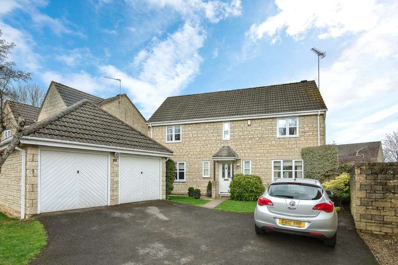 4 Bedrooms Detached House for sale in Pictor Close, Corsham