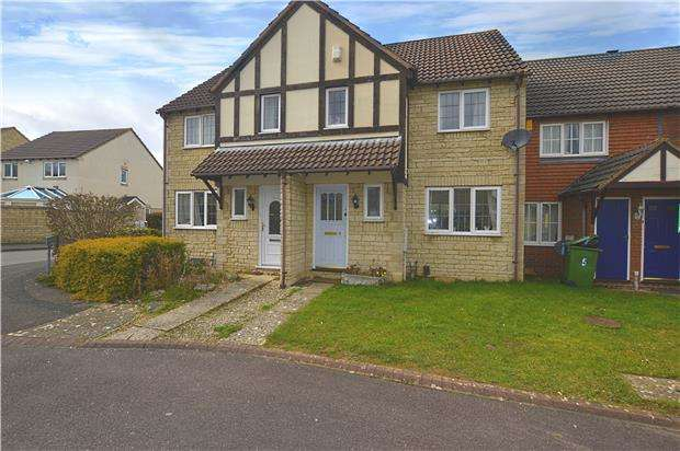 3 Bedrooms Terraced House for sale in Wisteria Court, Up Hatherley, CHELTENHAM, Gloucestershire, GL51 3WG
