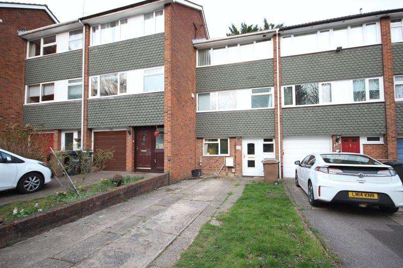 4 Bedrooms Terraced House for sale in Falconers Road, Luton