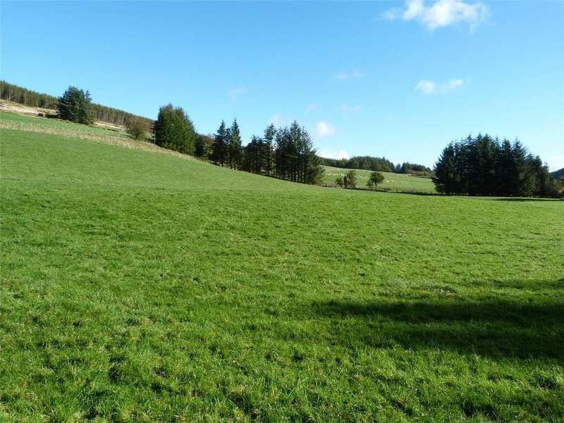 Land Commercial for sale in Staylittle, Llanbrynmair, Powys