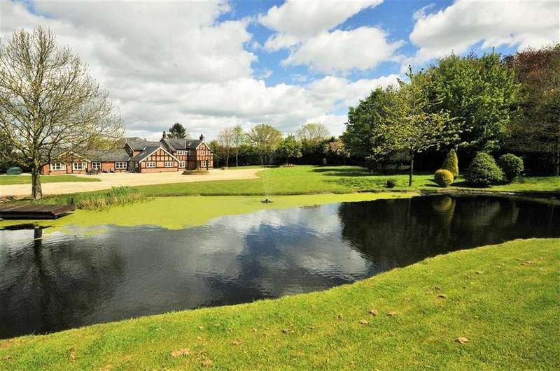 5 Bedrooms Detached House for sale in Chelford Road, Knutsford