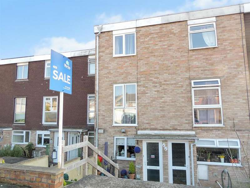 2 Bedrooms Maisonette Flat for sale in Malvern Drive, Warmley, Bristol