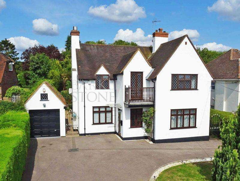 4 Bedrooms Detached House for sale in Hockett Lane, Cookham Dean