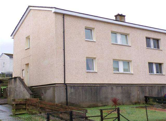4 Bedrooms Terraced House for sale in 59 Crosshill Avenue, Campbeltown PA28 6LJ
