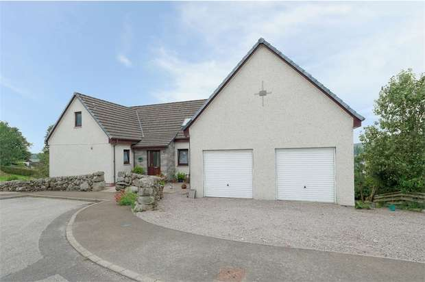 4 Bedrooms Detached House for sale in Southwick Drive, Dalbeattie, Dumfries and Galloway