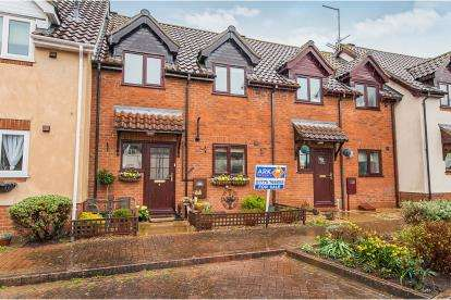 2 Bedrooms Terraced House for sale in Jacobs Court, Spalding, Lincolnshire