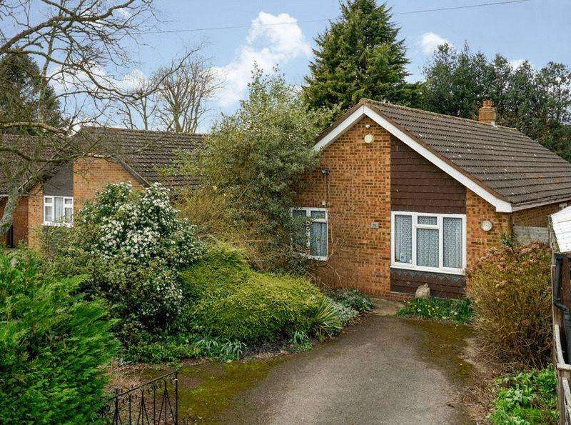 3 Bedrooms Bungalow for sale in Manor Road, Caddington