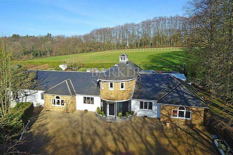 7 Bedrooms Detached House for sale in Palatial, Pristine and Picturesque, Blind Lane