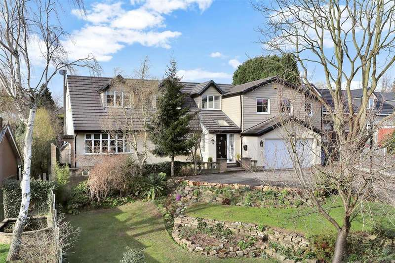 5 Bedrooms Detached House for sale in Orchard Lea, Newlands Road