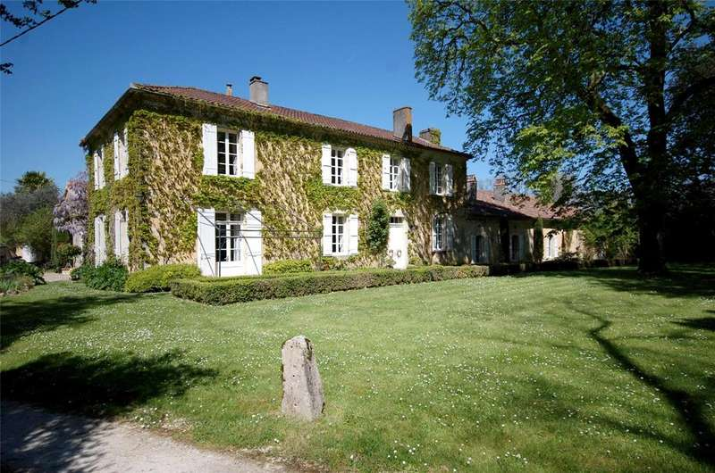 7 Bedrooms Equestrian Facility Character Property for sale in Montral Du Gers, Gascony, SW France, 32250