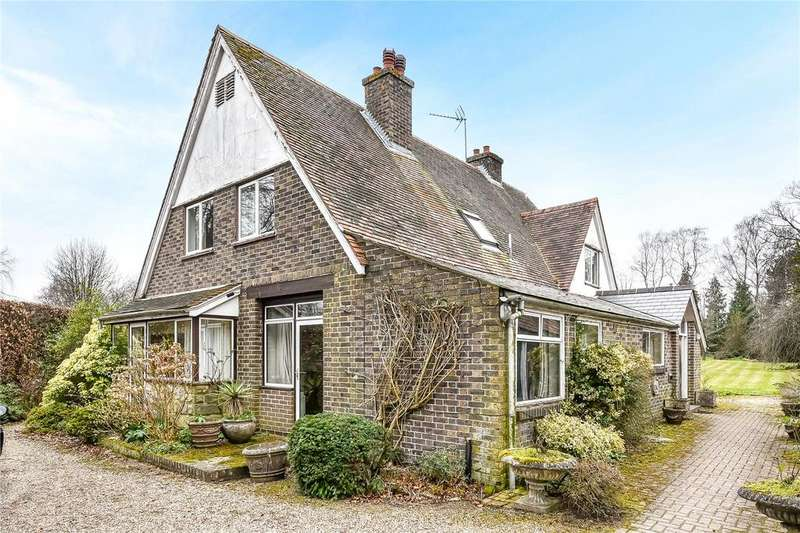 4 Bedrooms Detached House for sale in Beech Green Lane, Withyham, Hartfield, East Sussex