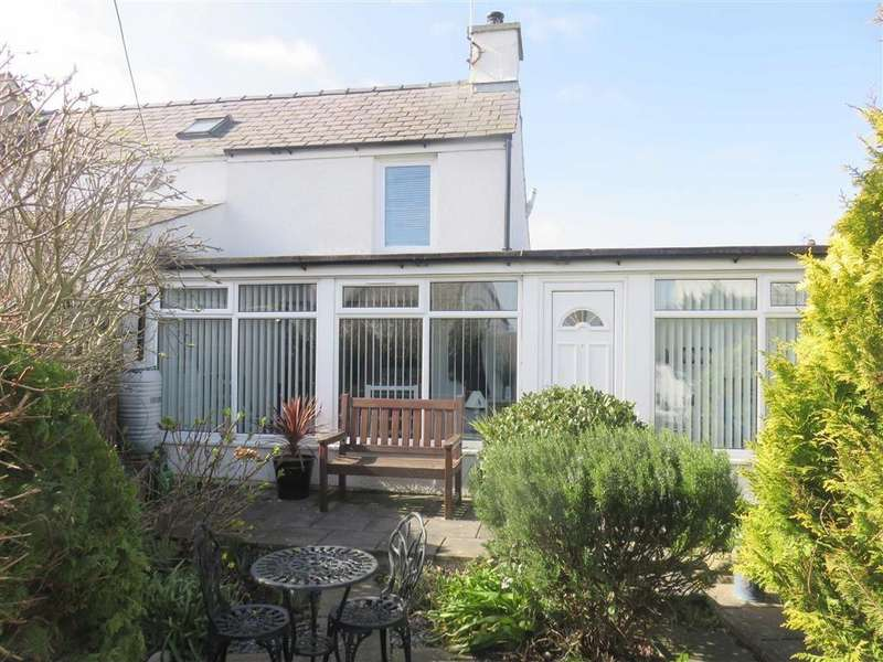 3 Bedrooms Terraced House for sale in Moelfre, Isle Of Anglesey