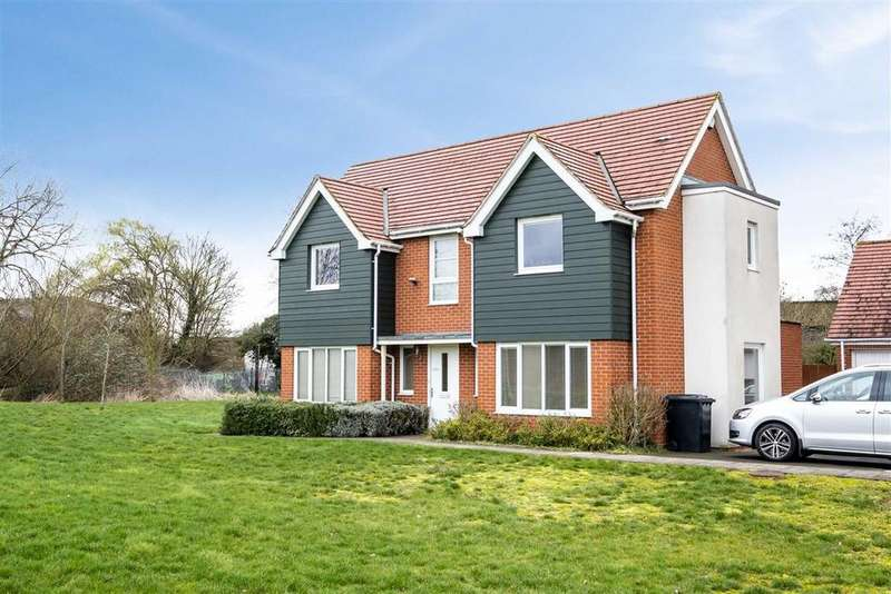4 Bedrooms Detached House for sale in Wraysbury Drive, West Drayton, Middlesex, UB7