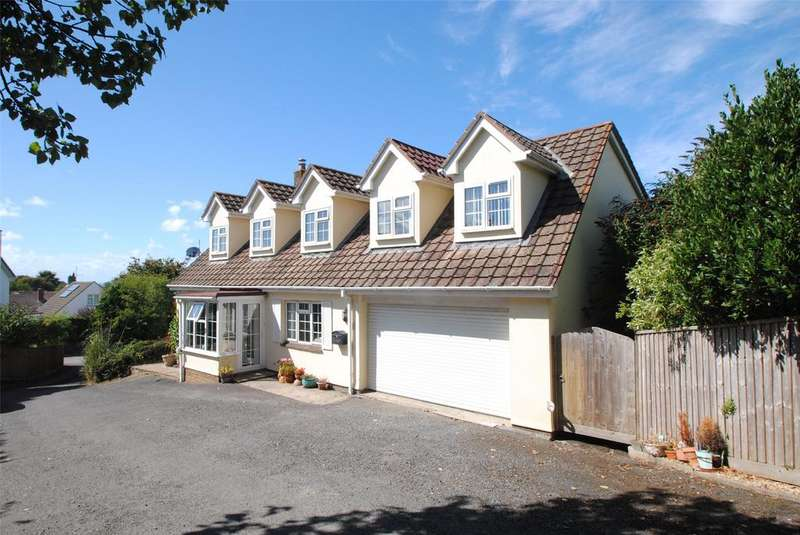 4 Bedrooms Detached House for sale in Home Farm Close, Croyde