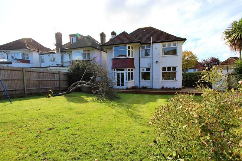 4 Bedrooms Detached House for sale in Barn Rise Wembley