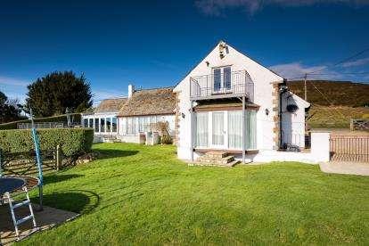 6 Bedrooms Detached House for sale in Mynytho, Pwllheli, Gwynedd, LL53