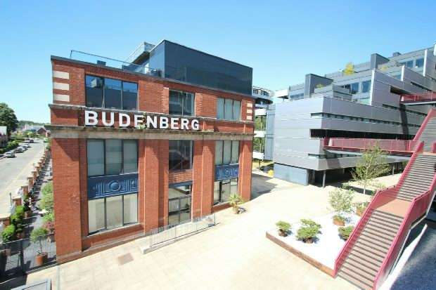 1 Bedroom Apartment Flat for sale in Budenberg, Woodfield Road, Altrincham