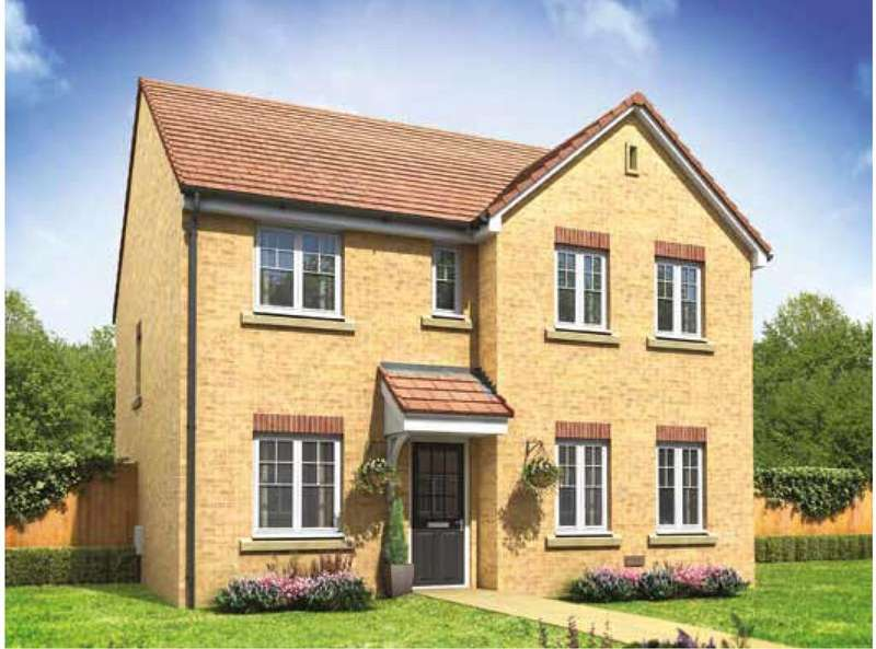 4 Bedrooms Detached House for sale in The Mayfair, Plot 196 Gardinia Rise