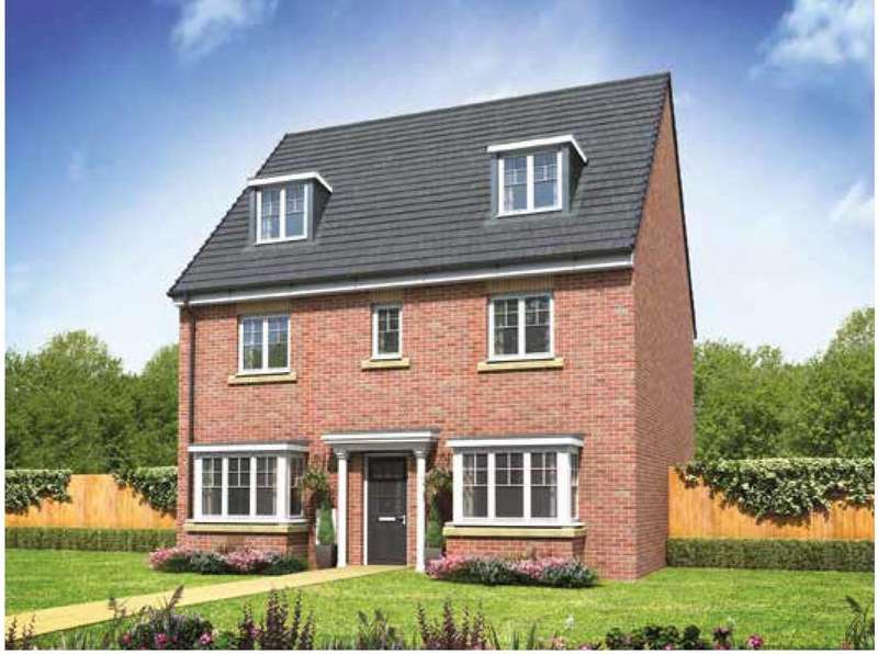 5 Bedrooms Detached House for sale in The Regent, Plot 190 Gardinia Rise
