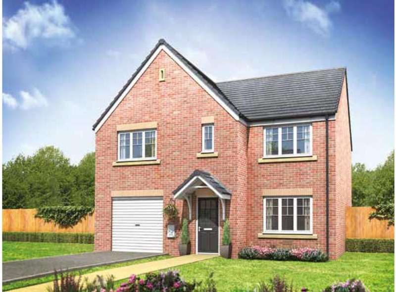 5 Bedrooms Detached House for sale in The Warwick, Plot 201 Gardinia Rise