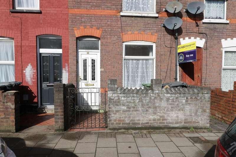 2 Bedrooms Terraced House for sale in Oak Road, Luton LU4