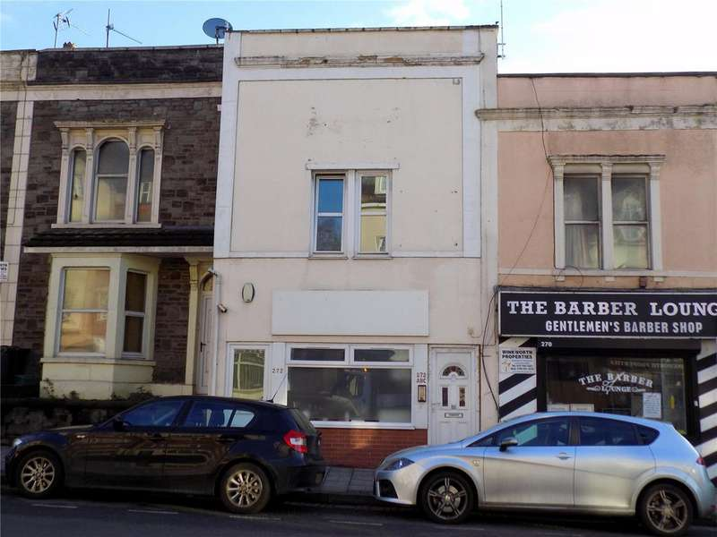 2 Bedrooms Apartment Flat for sale in Church Road, St George, Bristol, BS5