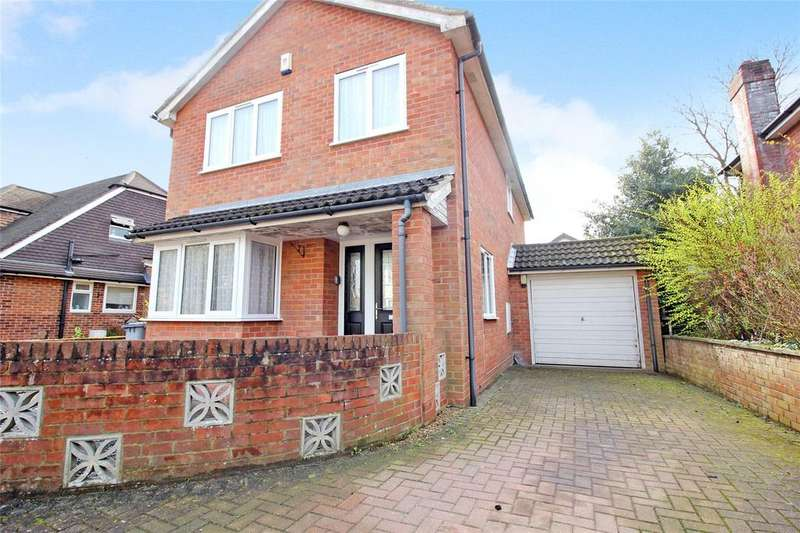 3 Bedrooms Detached House for sale in Tamarisk Avenue, Reading, Berkshire, RG2