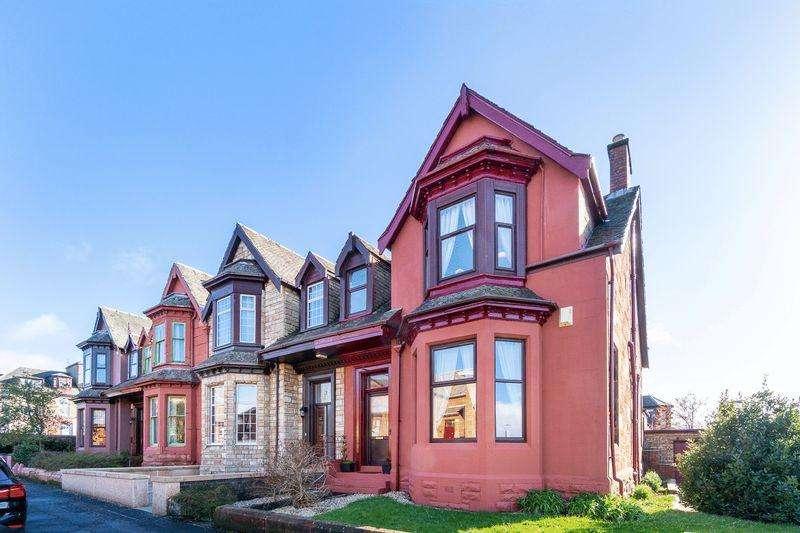 4 Bedrooms Villa House for sale in 10 Glebe Road, Kilmarnock, KA1 3BA