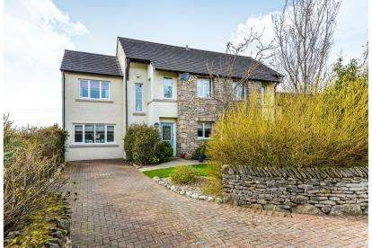 4 Bedrooms Semi Detached House for sale in Mayfield Avenue, Holme, Carnforth, Cumbria, LA6