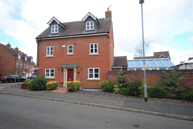 5 Bedrooms Detached House for sale in Livingstone Drive, Spalding