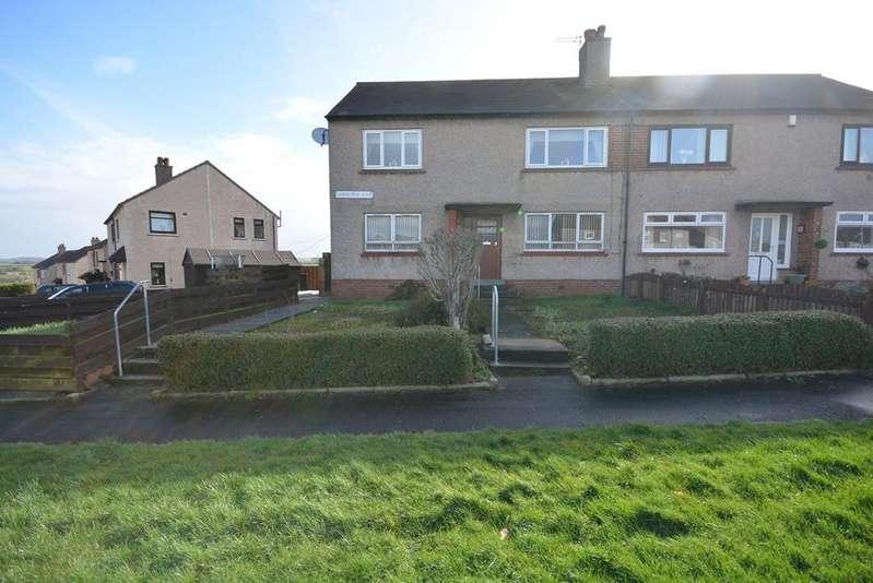 2 Bedrooms Flat for sale in Cairngorm Road, Kilmarnock, KA1