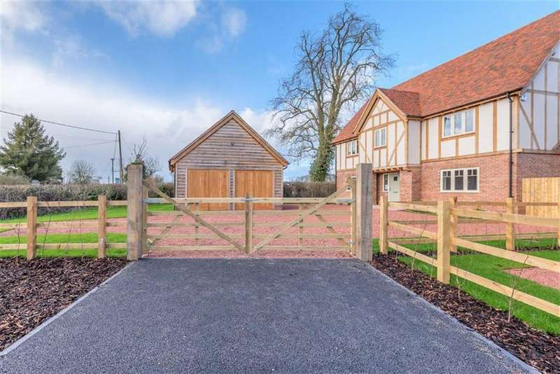 6 Bedrooms Detached House for sale in Waterside View, Mytton, Shrewsbury