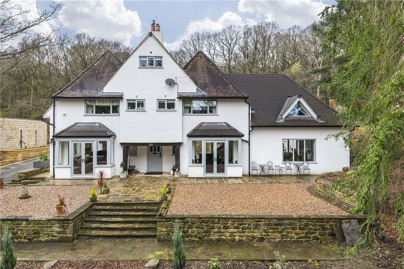 5 Bedrooms Detached House for sale in Curly Hill, Ilkley, West Yorkshire