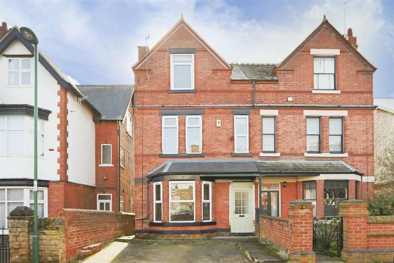 4 Bedrooms Semi Detached House for rent in Mayo Road, Carrington, Nottingham