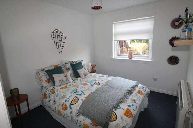 1 Bedroom Flat for sale in Waterside Court, Kilmarnock, KA1