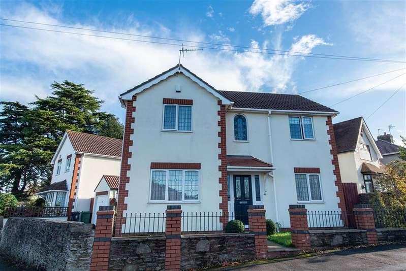 3 Bedrooms Detached House for sale in Salisbury Road, Downend, Bristol, BS16 5RJ