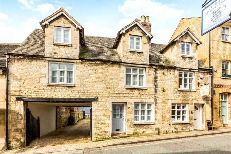 3 Bedrooms Unique Property for sale in Maiden Lane, Stamford, Lincolnshire, PE9