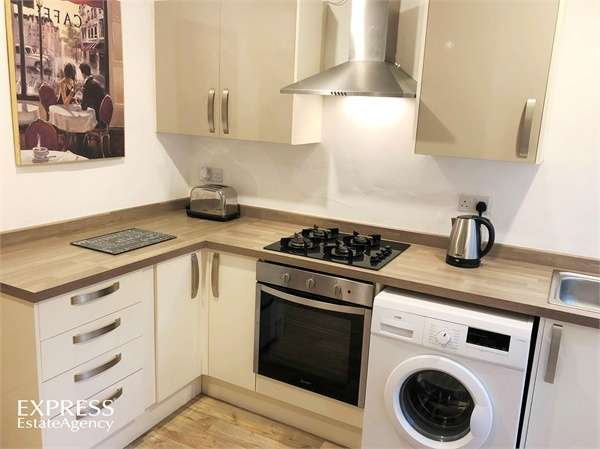 2 Bedrooms Terraced House for sale in Trumpet Road, Cleator, Cumbria