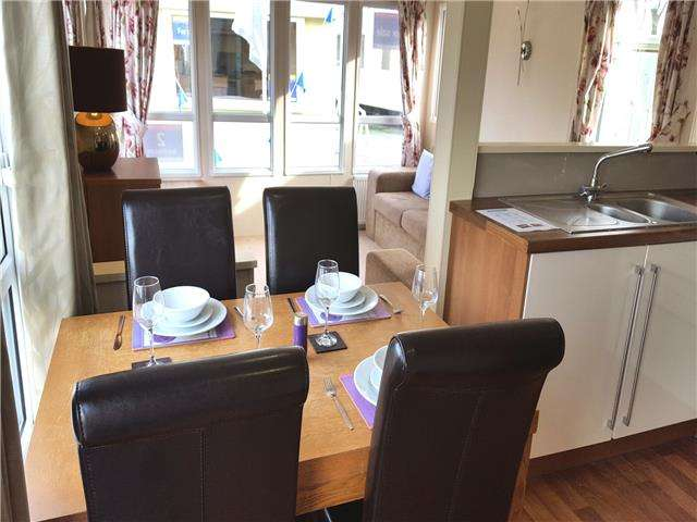 2 Bedrooms Caravan Mobile Home for sale in Withernsea Sands Holiday Park, Humberside