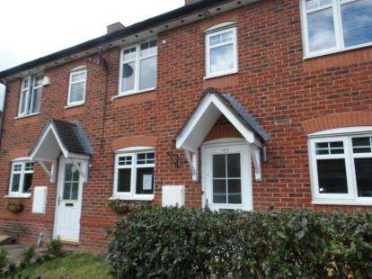 2 Bedrooms Terraced House for sale in White Clover Square, Lymm, Warrington, Cheshire