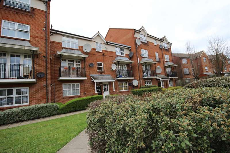 2 Bedrooms Flat for sale in Shaftsbury Gardens, Acton NW10 6LJ