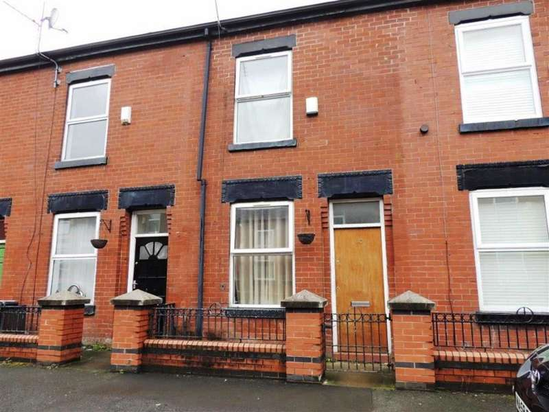 2 Bedrooms House for sale in Attleboro Road, Manchester, Manchester