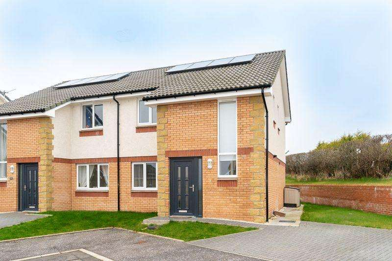 3 Bedrooms Semi-detached Villa House for sale in Plot 2,12 Burns Wynd, Maybole, KA19 8FF
