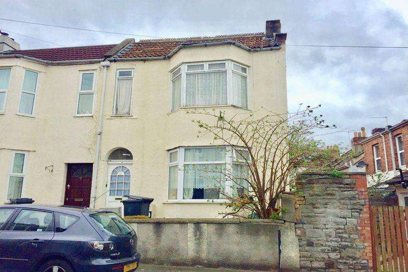 2 Bedrooms End Of Terrace House for sale in Witchell Road, Bristol, BS5 9LF